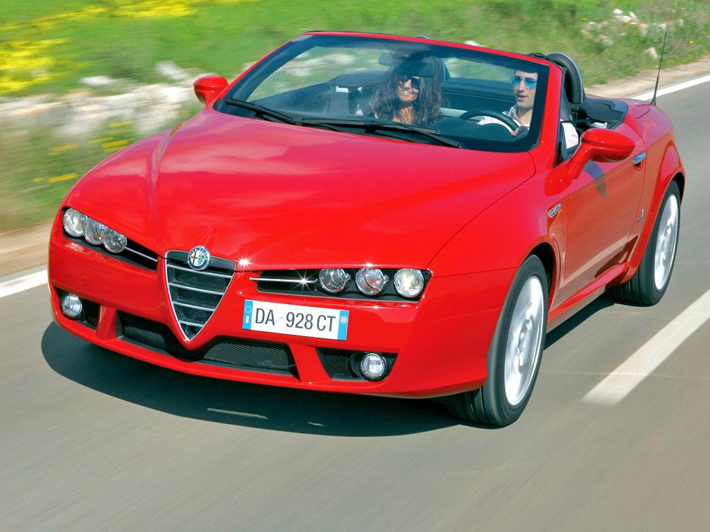 Jeep Models List >> Alfa Romeo Returns To The U.S. With An Invasion Of New ...