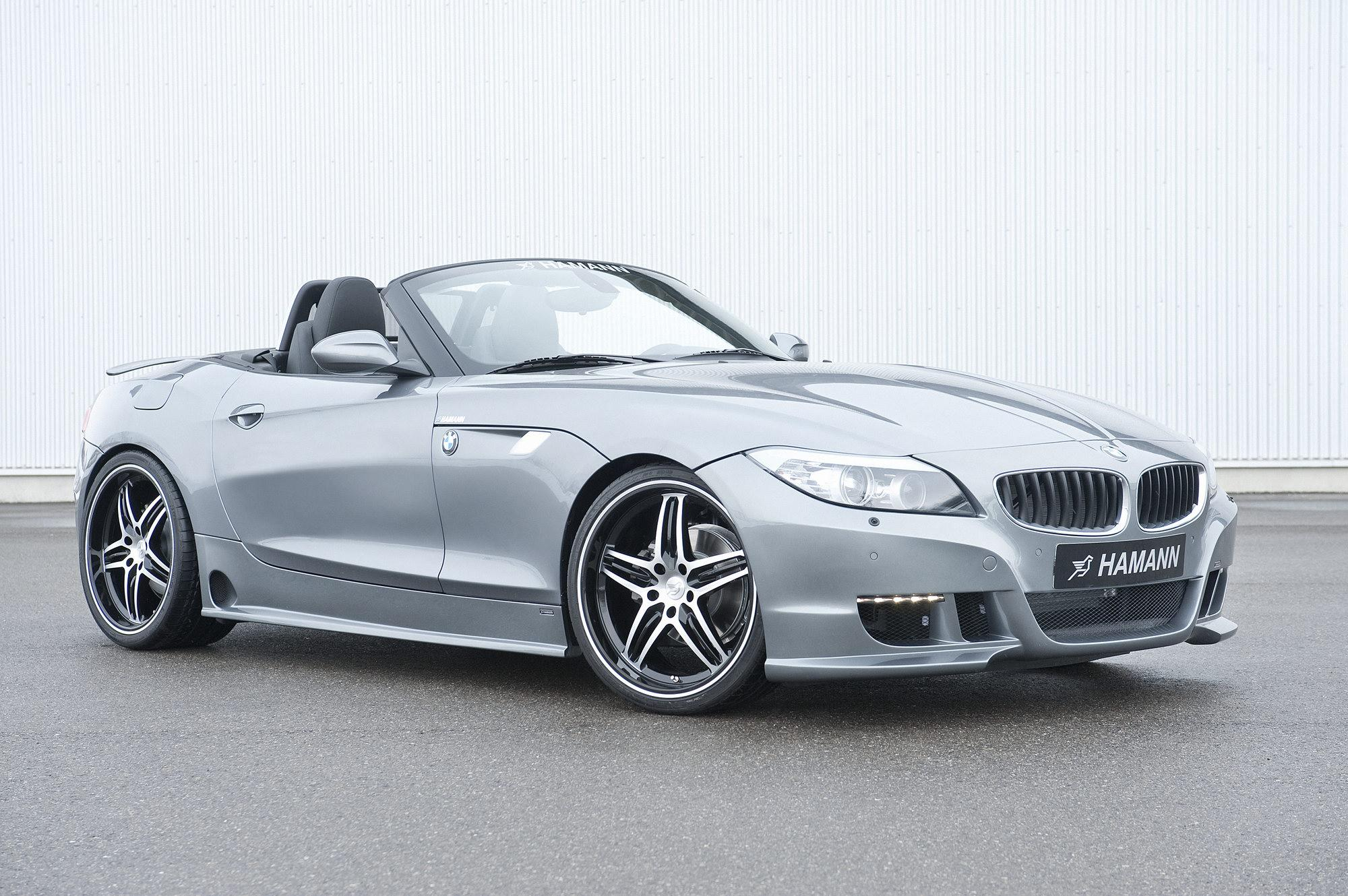 Bmw Z4 Roadster By Hamann Review Top Speed