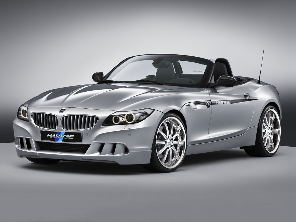 Bmw Z4 Roadster By Hartge Top Speed