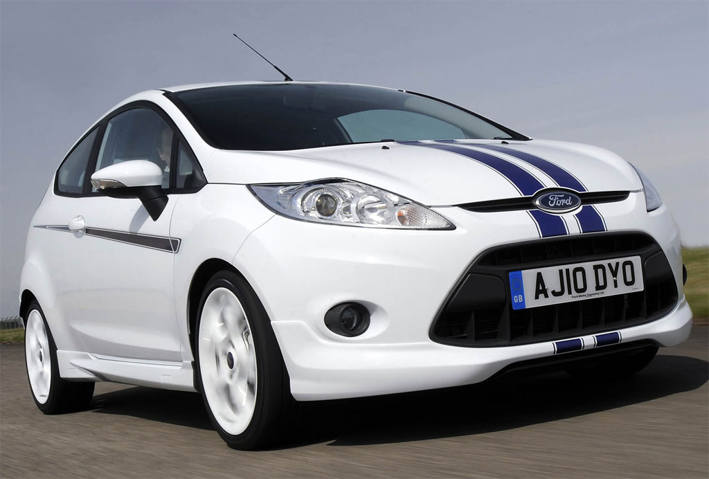 2010 Ford Fiesta S1600 Top Speed