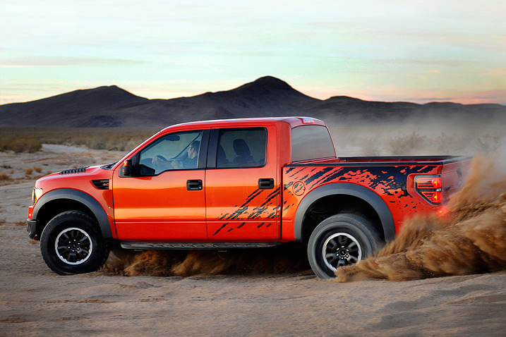 Ford Svt Raptor Will Also Get Supercrew Version Top Speed