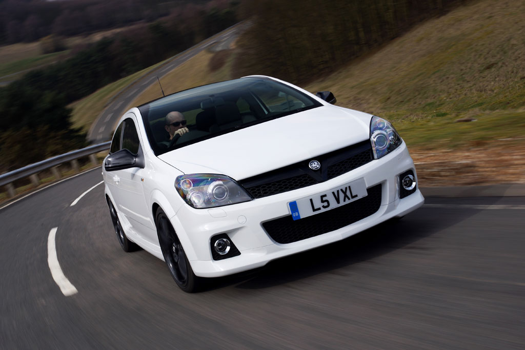 2010 Vauxhall Astra Vxr Arctic Edition Pictures Photos Wallpapers