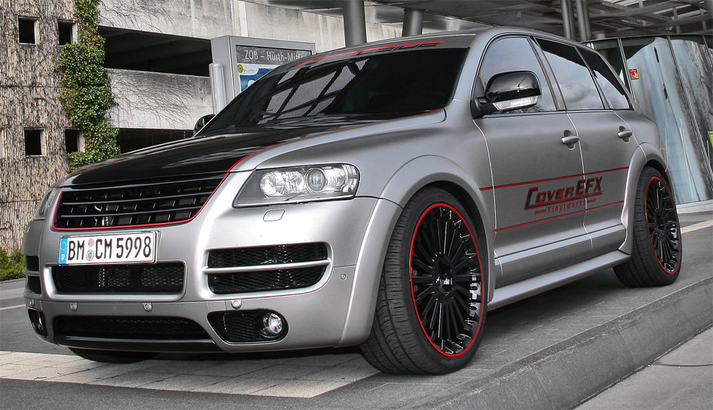Volkswagen Touareg W12 Sport Edition By CoverEFX Gallery 358535 | Top Speed