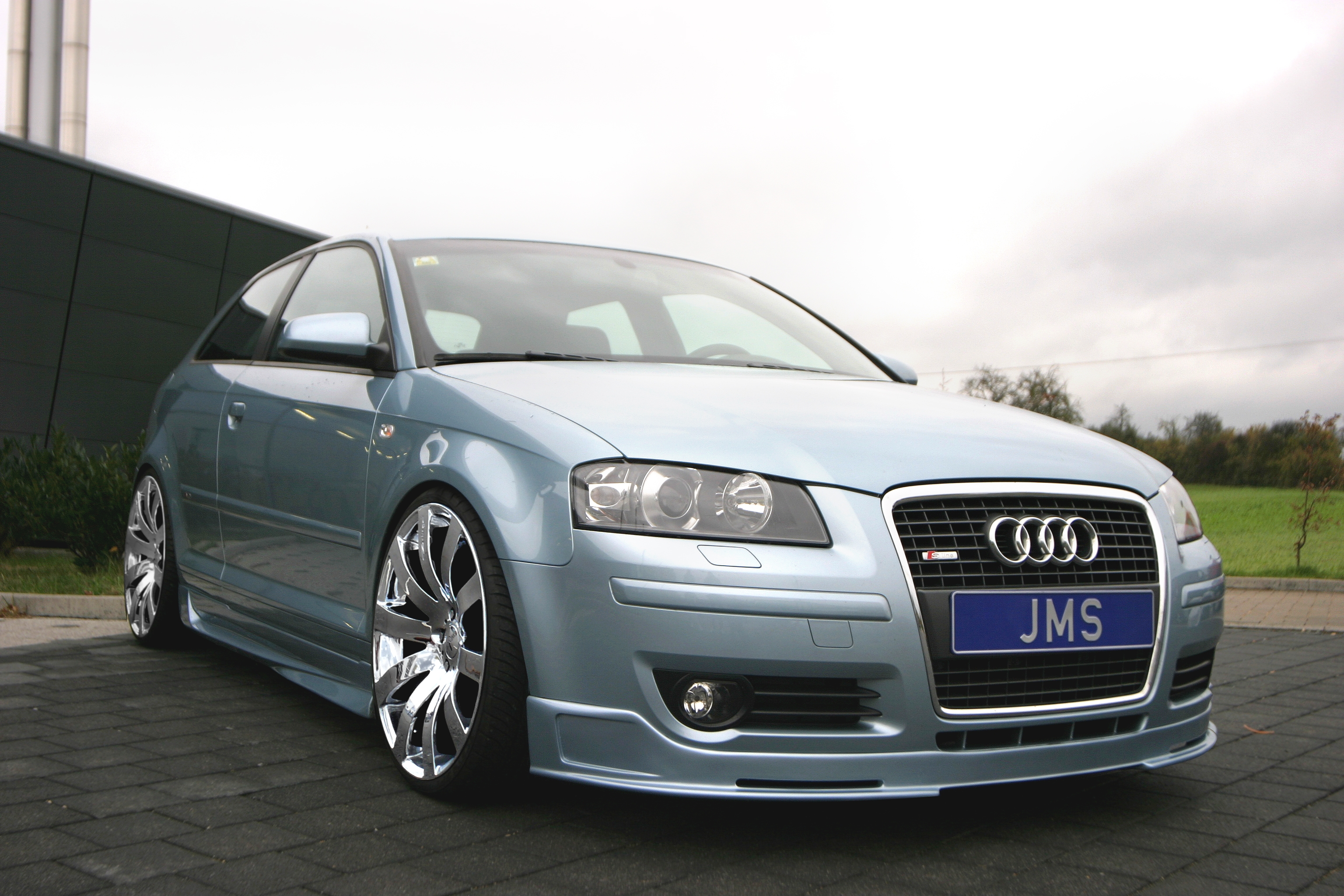 2008 audi a3 8p facelift by jms pictures photos. Black Bedroom Furniture Sets. Home Design Ideas