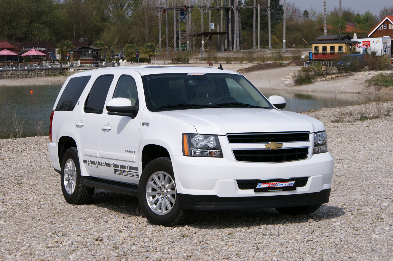 2008 chevrolet tahoe hybrid tri mode by. Black Bedroom Furniture Sets. Home Design Ideas