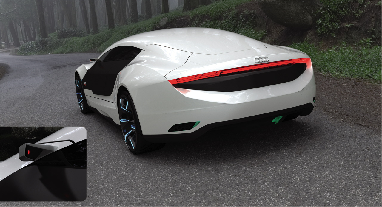 2010 Audi A9 Concept Top Speed