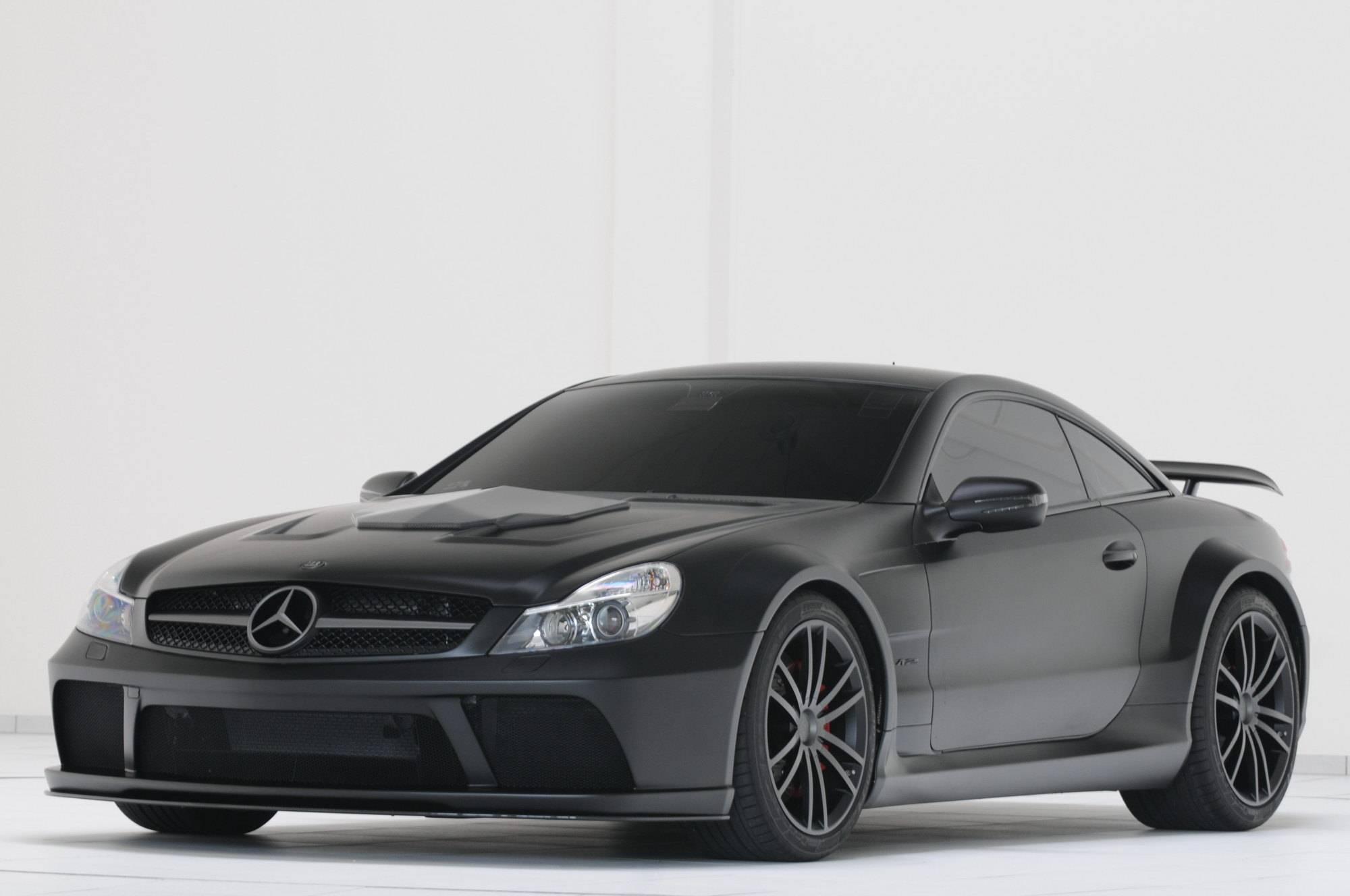 2010 mercedes sl65 amg black series t65 rs by brabus top. Black Bedroom Furniture Sets. Home Design Ideas