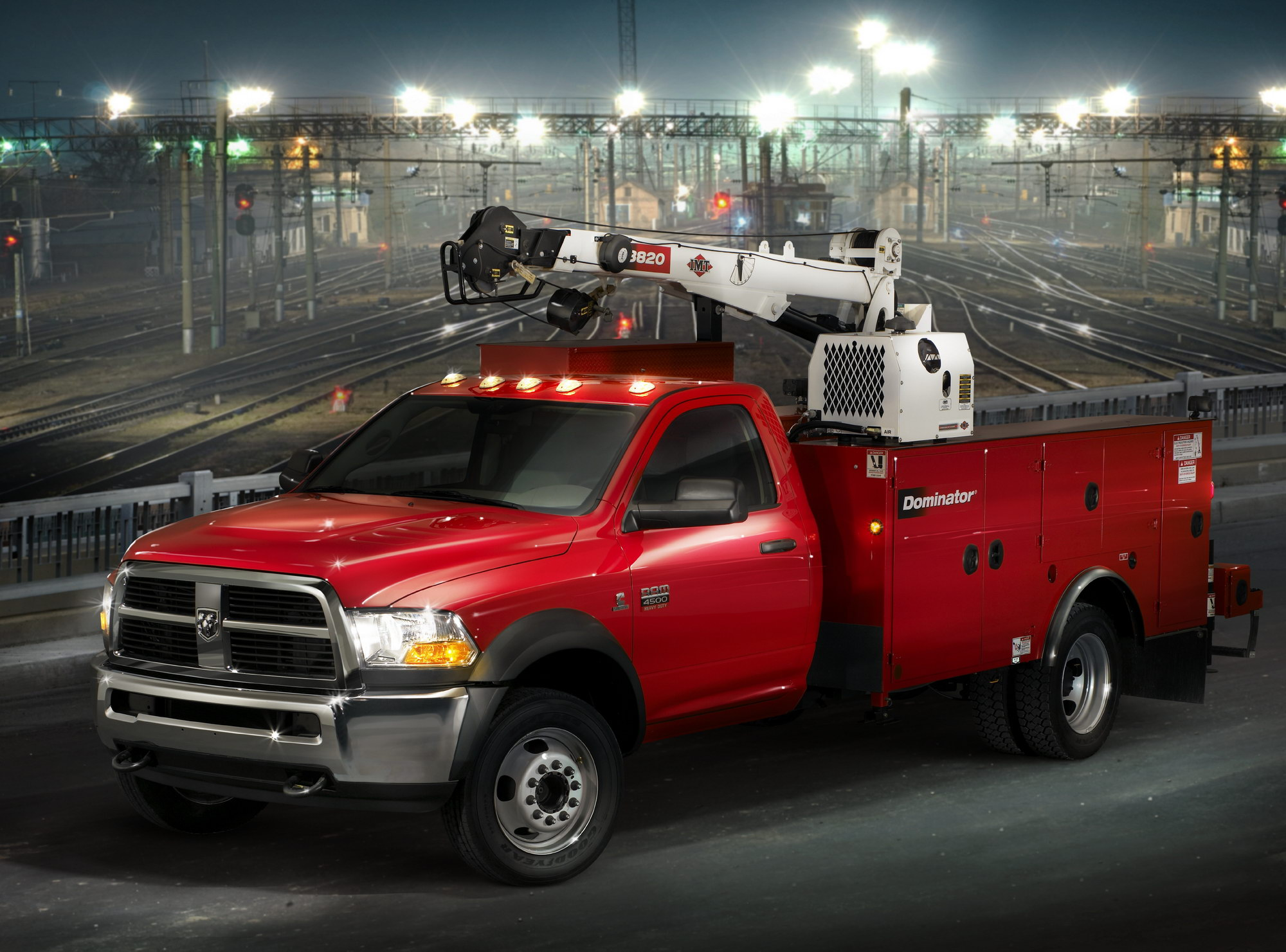 Dodge Ram 3500 >> 2011 Dodge Ram 4500 ST Chassis Cab | Top Speed