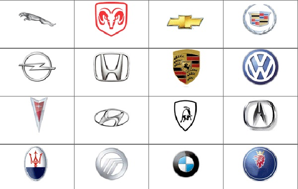 How Well Do You Know Your Car Logos Top Speed