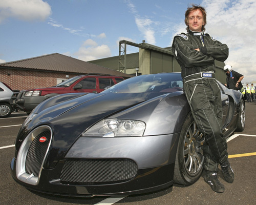iranian scam artist dupes top gear into borrowing his bugatti veyron news top speed. Black Bedroom Furniture Sets. Home Design Ideas