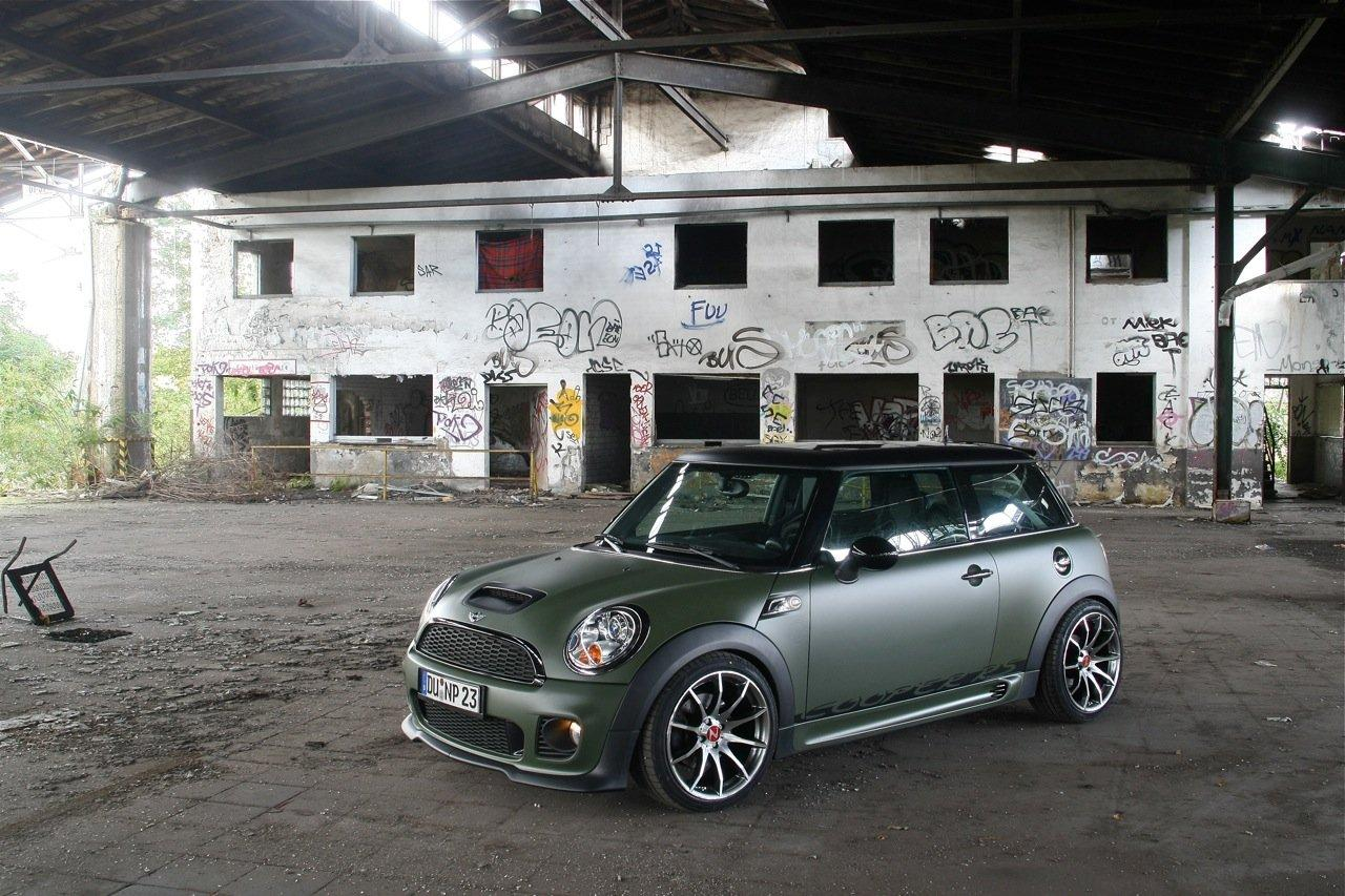 Mini Cooper S And Jcw By Nowack Motors Top Speed