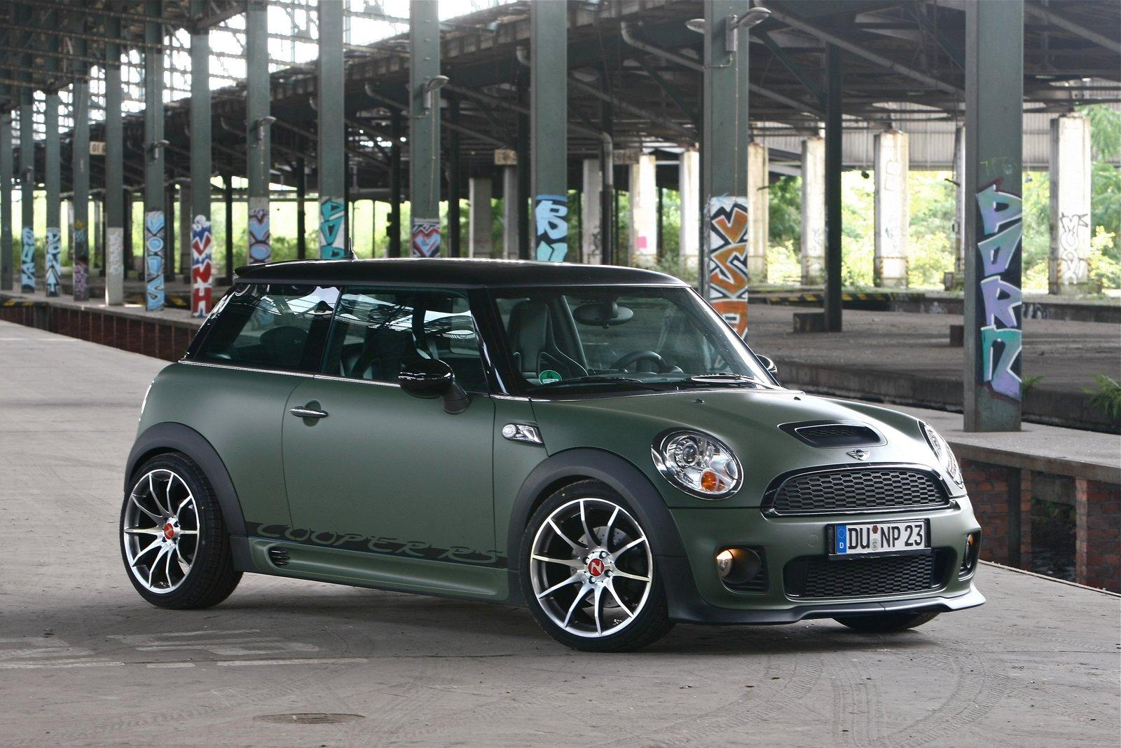 Mini Cooper S And Jcw By Nowack Motors Top Speed Remote Starter Diagram