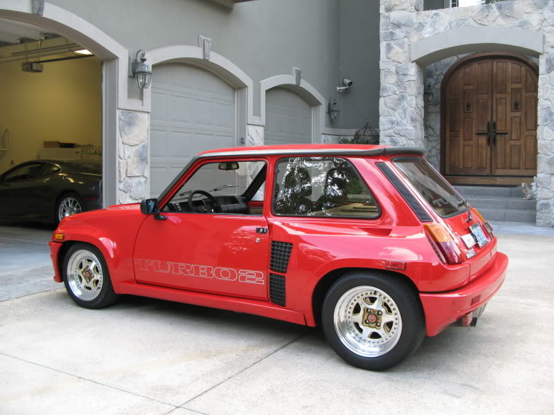1985 renault r5 turbo ii picture 360342 car review top speed. Black Bedroom Furniture Sets. Home Design Ideas