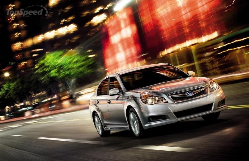 Subaru To Recall 2010 Legacy Sedan And Outback Crossover Due