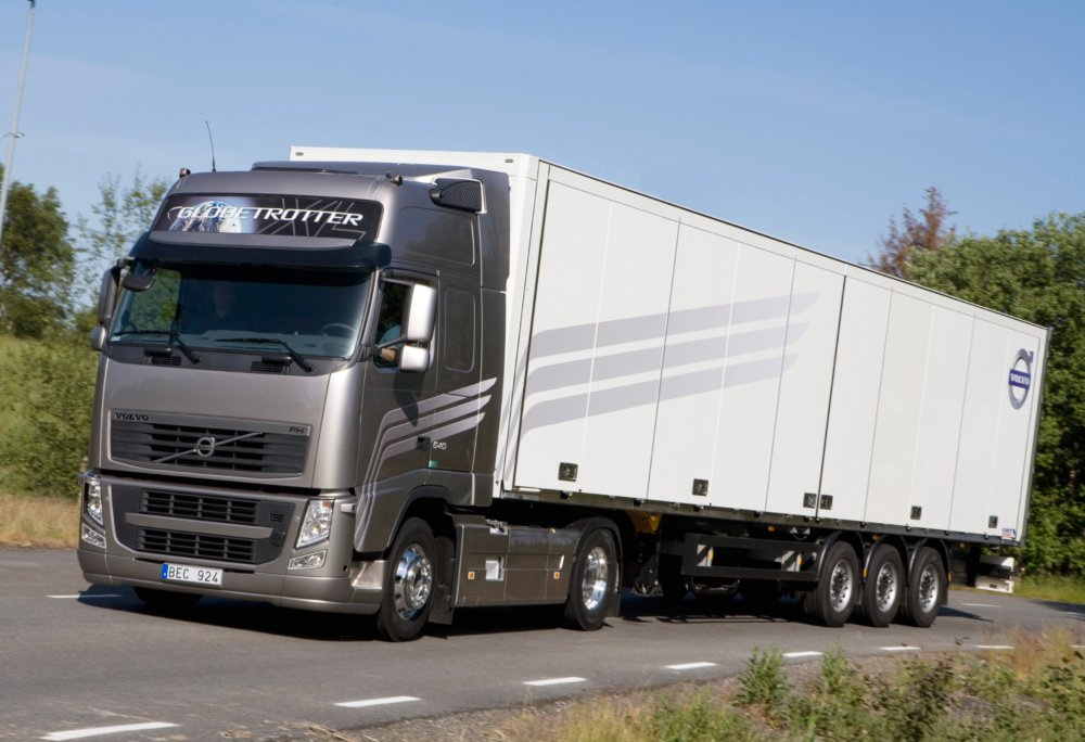 Volvo FH  Picture 363012  truck review @ Top Speed