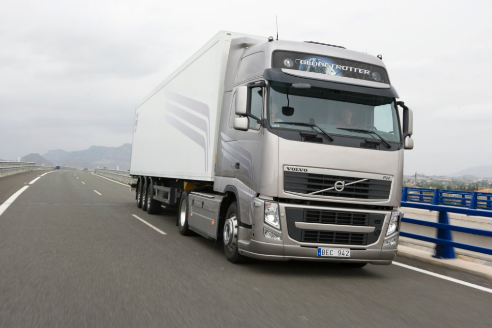 Volvo FH | Top Speed