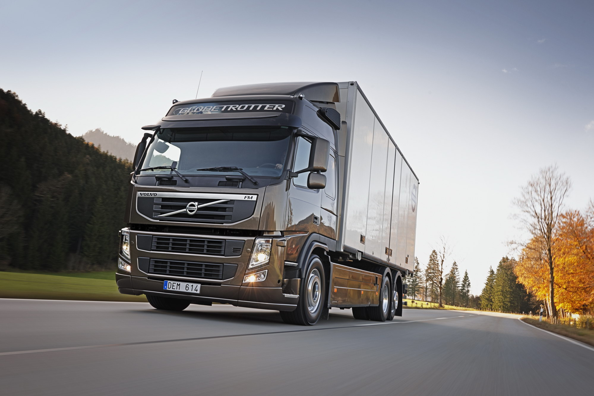 Volvo Fm Review Top Speed