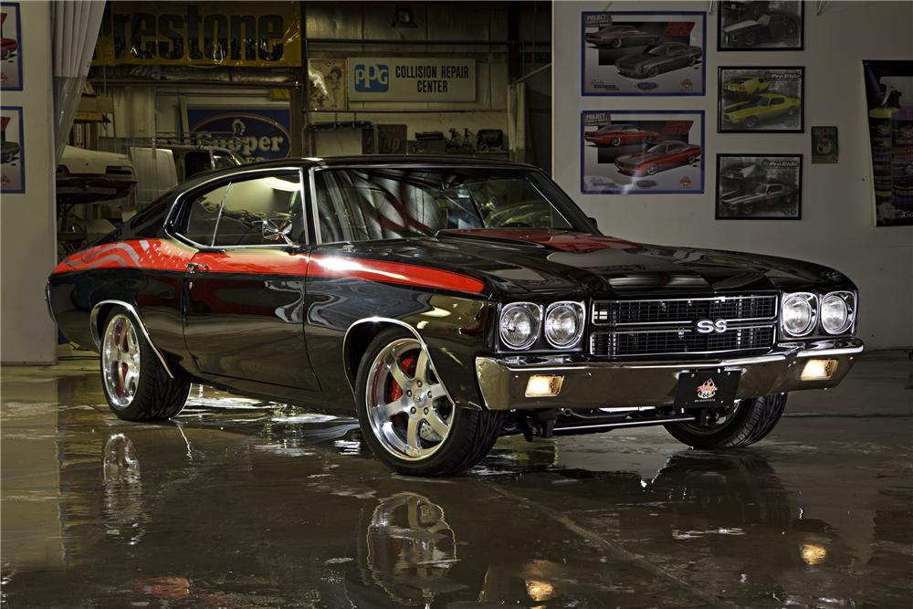 1970 Chevelle Ss For Auction Pictures Photos Wallpapers