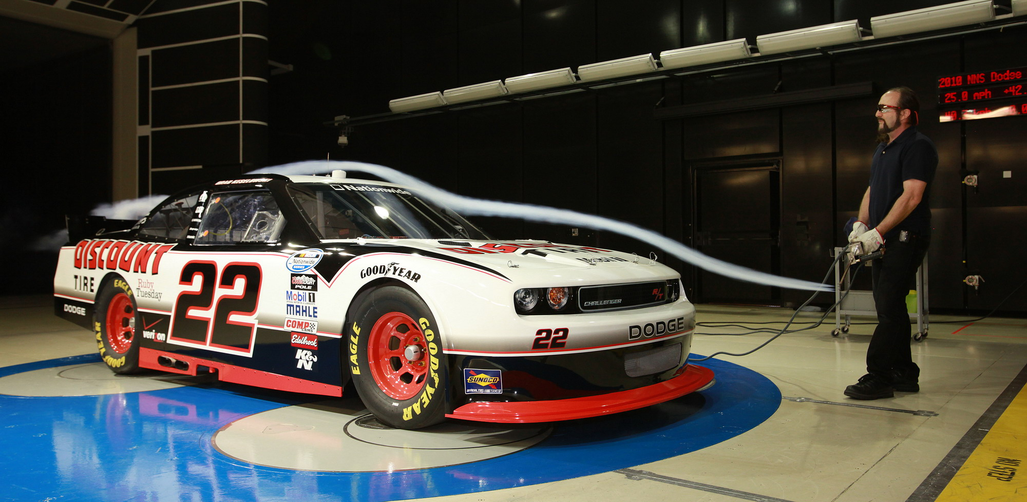 2010 Dodge Challenger Nascar Nationwide Series Race Car Top Speed