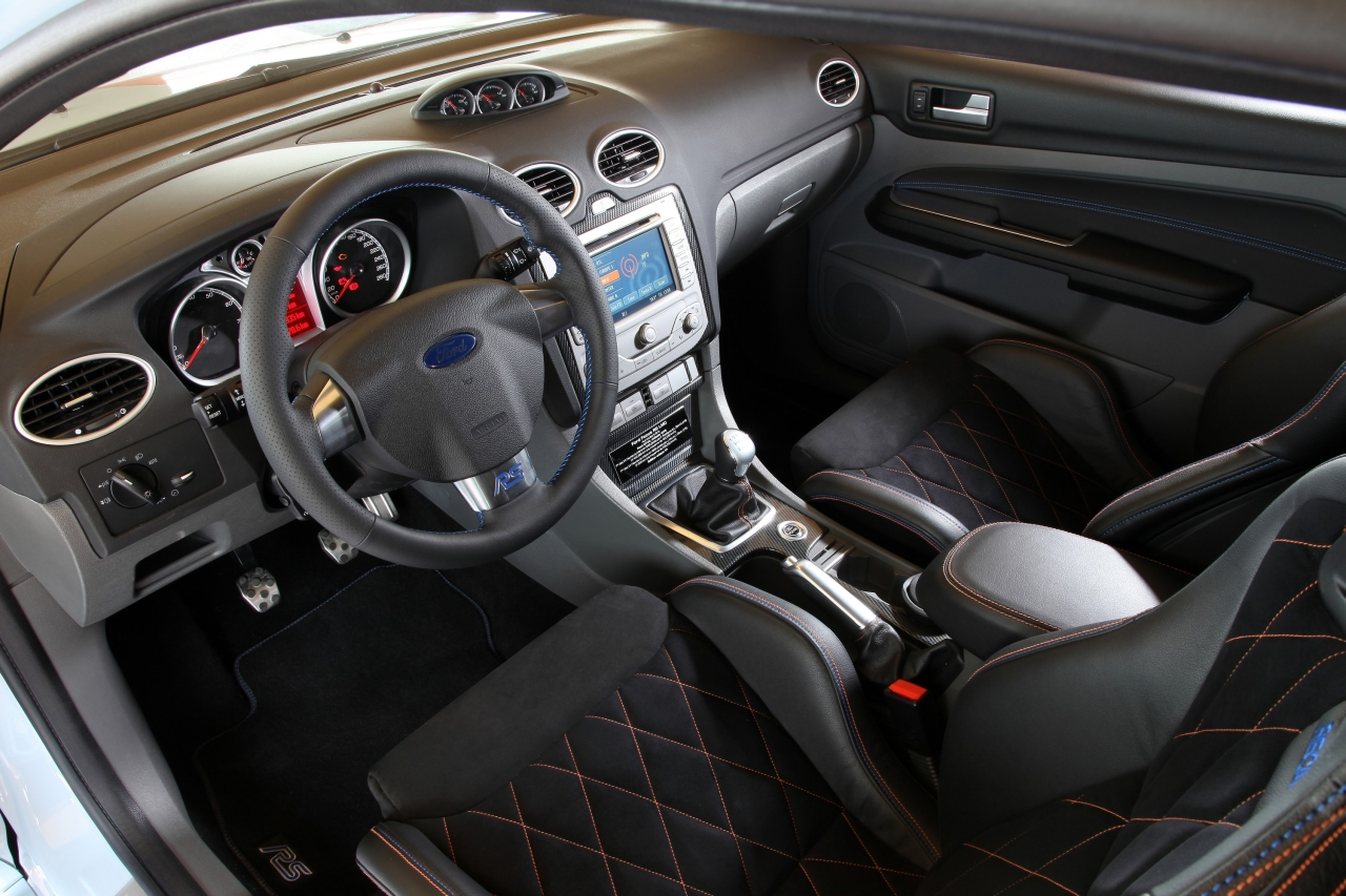 2010 ford focus rs le mans classic editions top speed