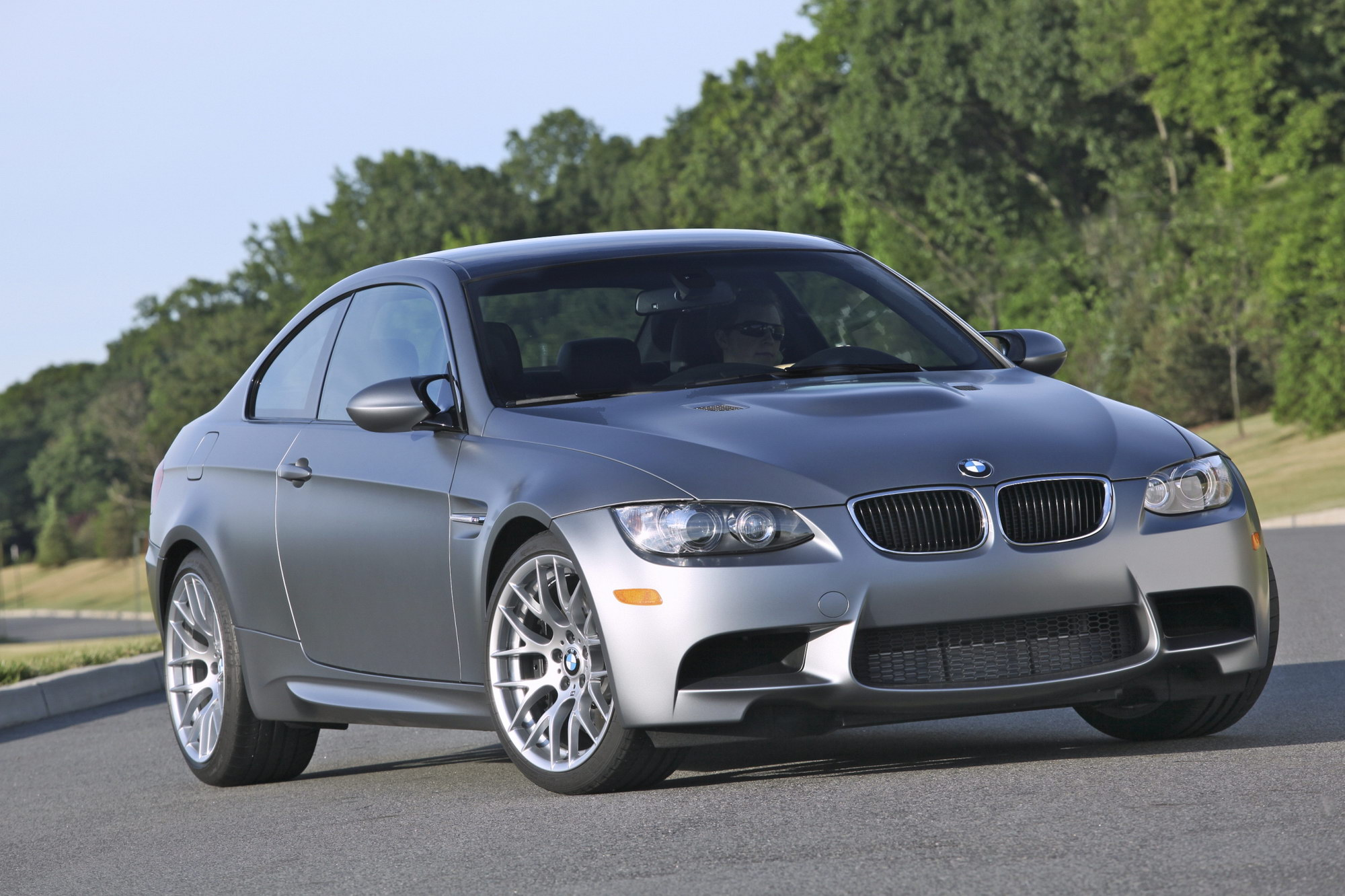 2011 Bmw Frozen Gray M3 Coupe Top Speed