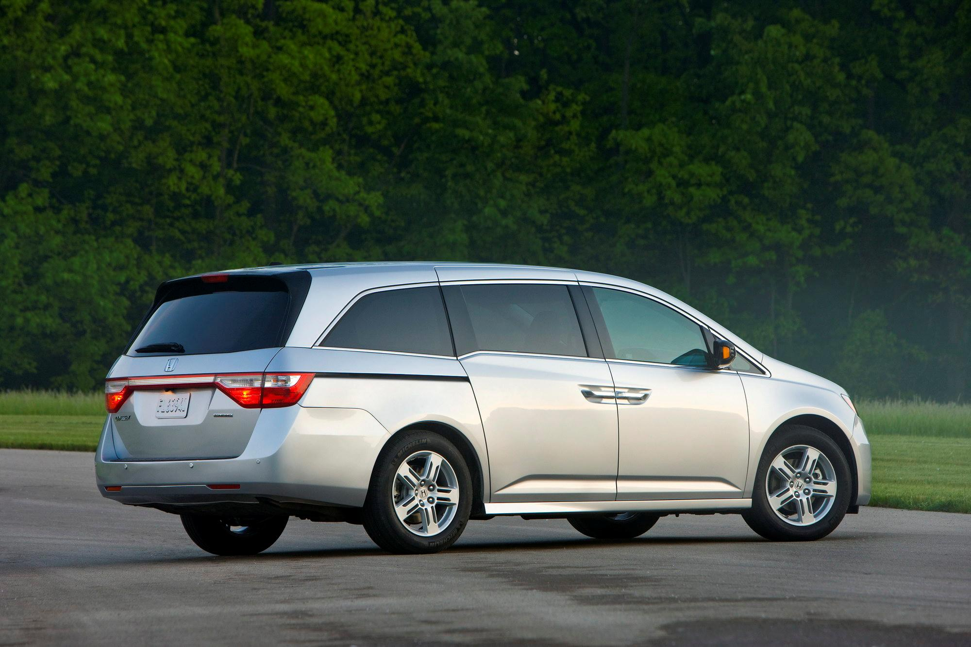2011 Honda Odyssey Touring Elite Gallery 366383 Top Speed