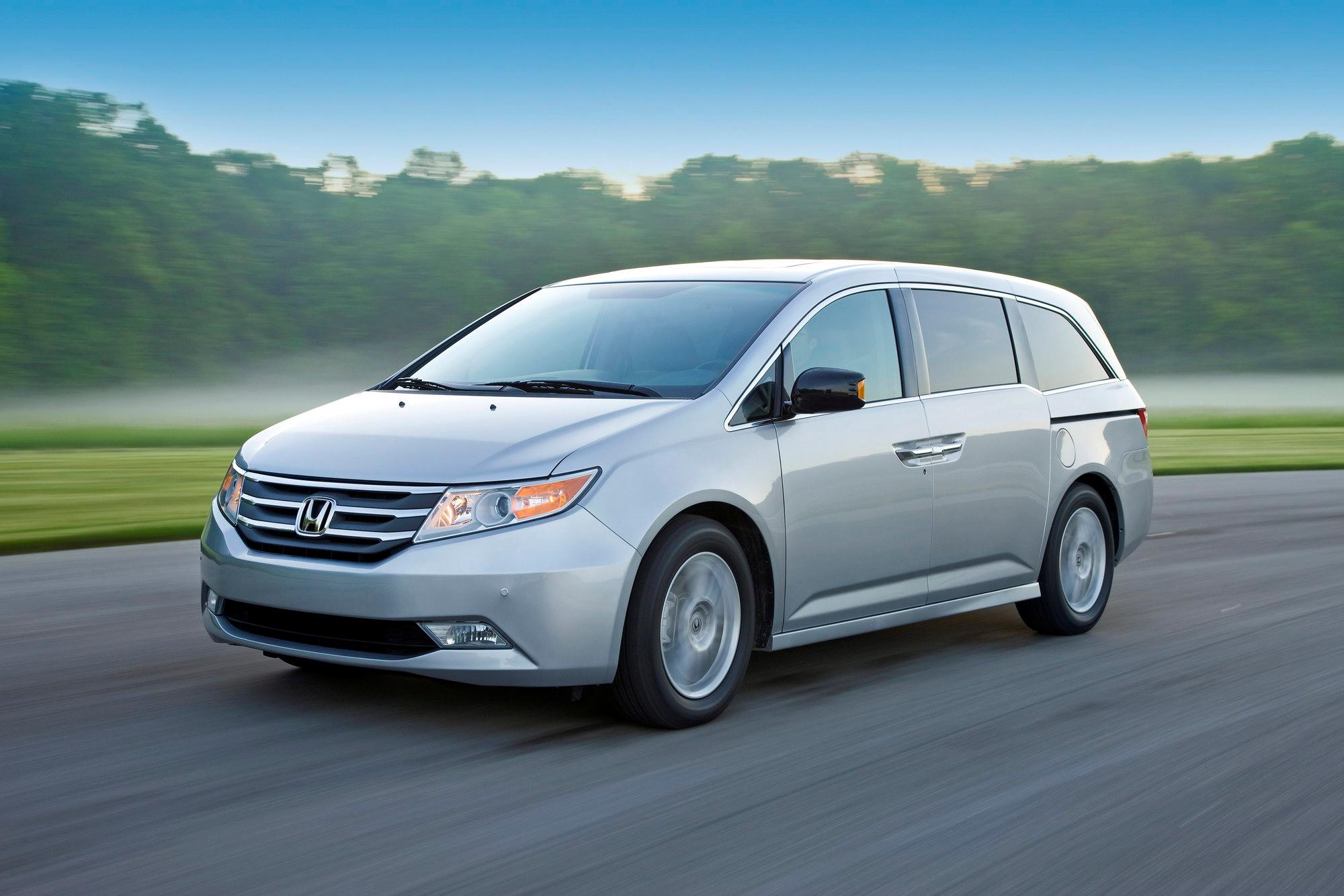 2011 Honda Odyssey Touring Elite Top Speed