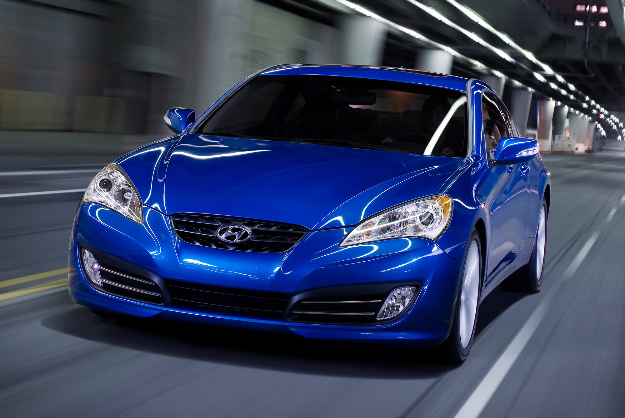 2012 Hyundai Genesis Coupe Will Get 5 0 Liter Tau Engine And