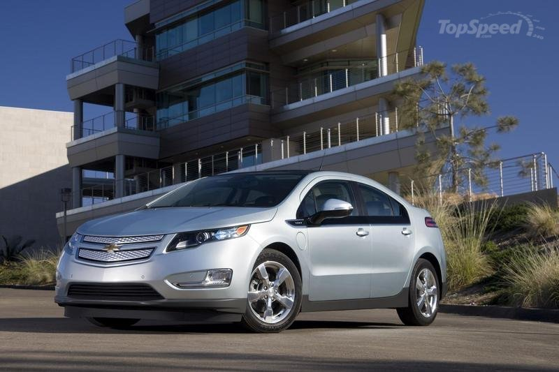 4400 Early Owners Of The Chevrolet Volt Will Receive Free Home