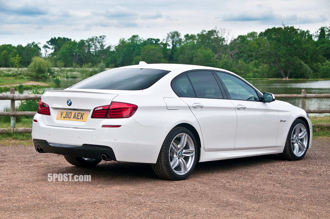 BMW Convertible 2012 bmw 528i m sport 2011 BMW 5-Series Sedan M-Sport Package Review - Top Speed