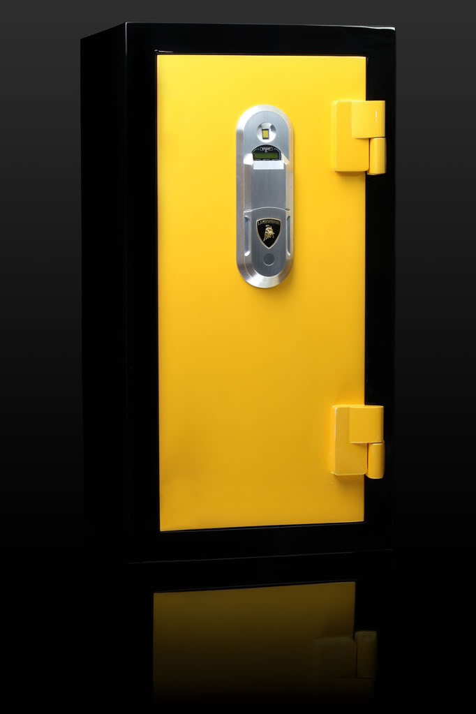 Custom Lamborghini Safe By Brown Safe Pictures, Photos, Wallpapers