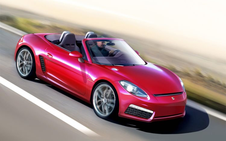 Fighting Within The VW Group Over Small Sports Cars News Gallery - Little sports cars