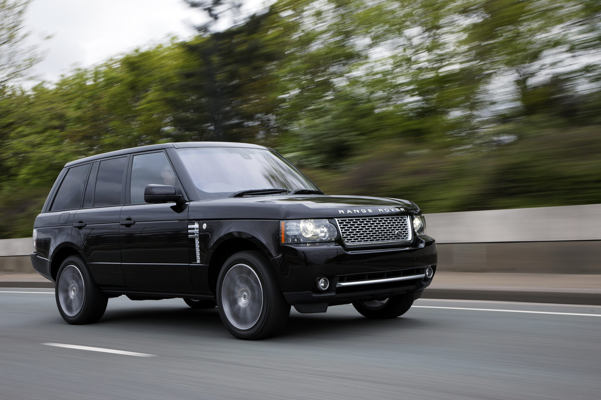 Range Rover Autobiography 2010 >> 2010 Range Rover Autobiography Black Limited Edition Top Speed