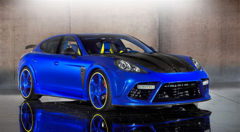 2010 porsche panamera turbo by mansory top speed
