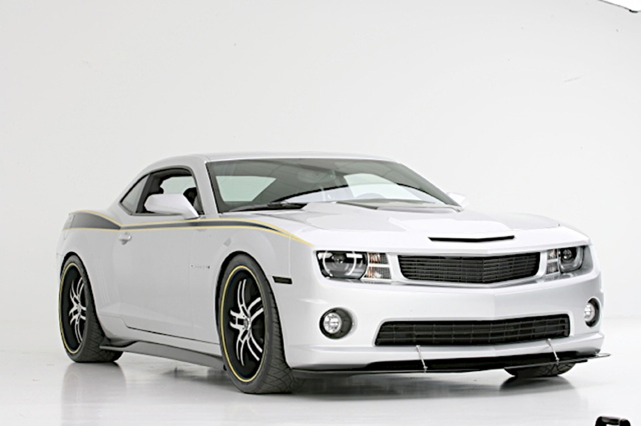 pennzoil and rcr street performance group collaborate on special edition chevrolet camaro news. Black Bedroom Furniture Sets. Home Design Ideas