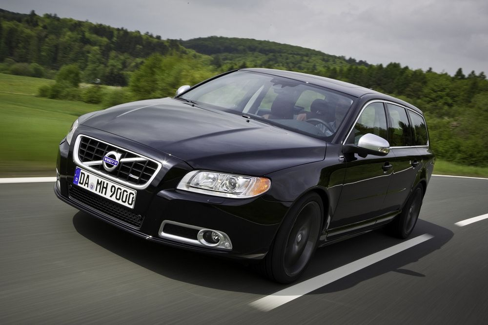 2010 Volvo V70 T6 R Design By Heico Sportiv Top Speed