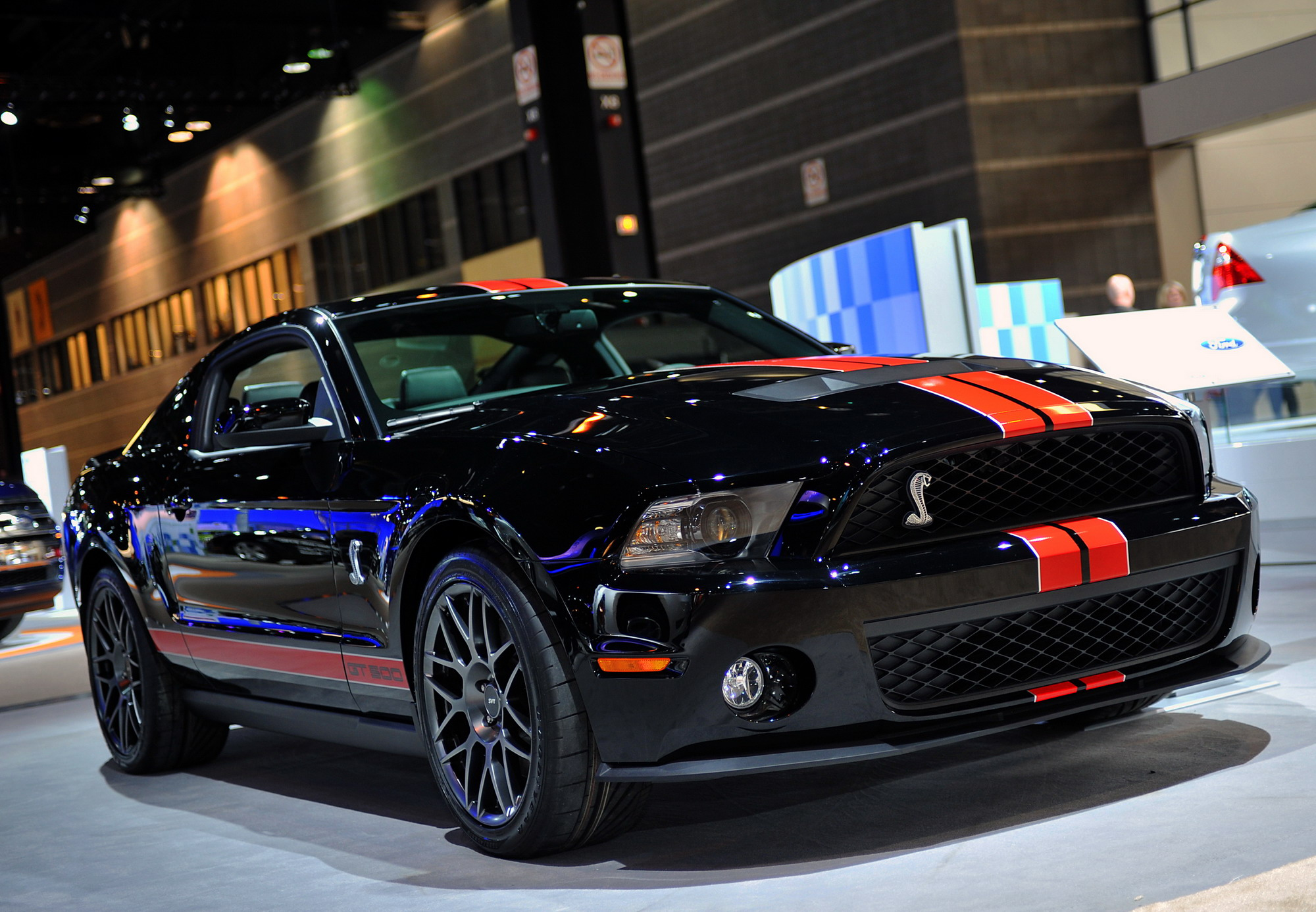 2011 Ford Shelby Gt500 Production Limited To 5 500 Units