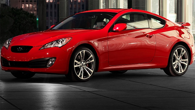 Attractive 2011 Hyundai Genesis Coupe 3.8 R Spec | Top Speed. »