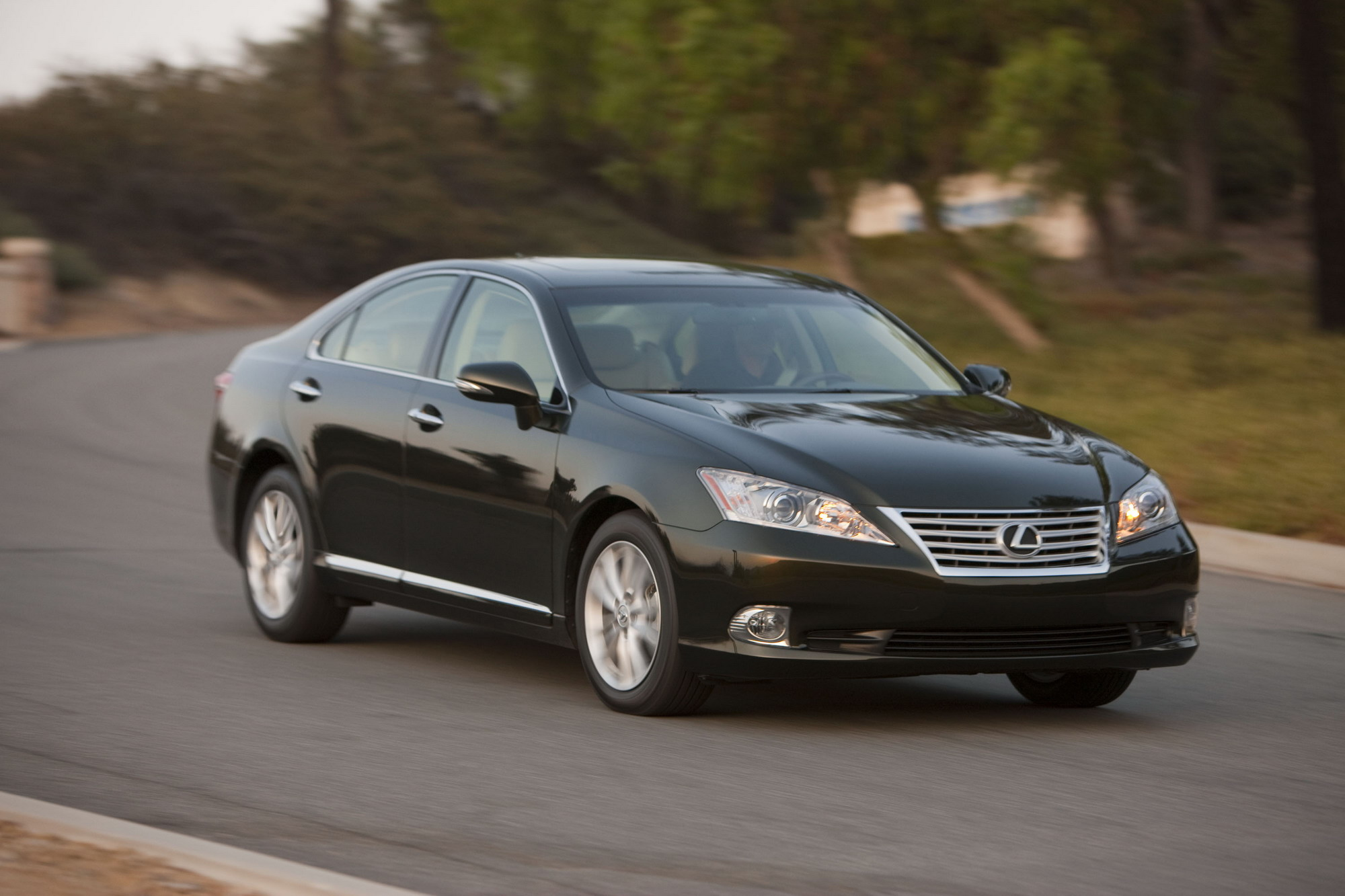 what kind of oil for 2011 lexus es 350