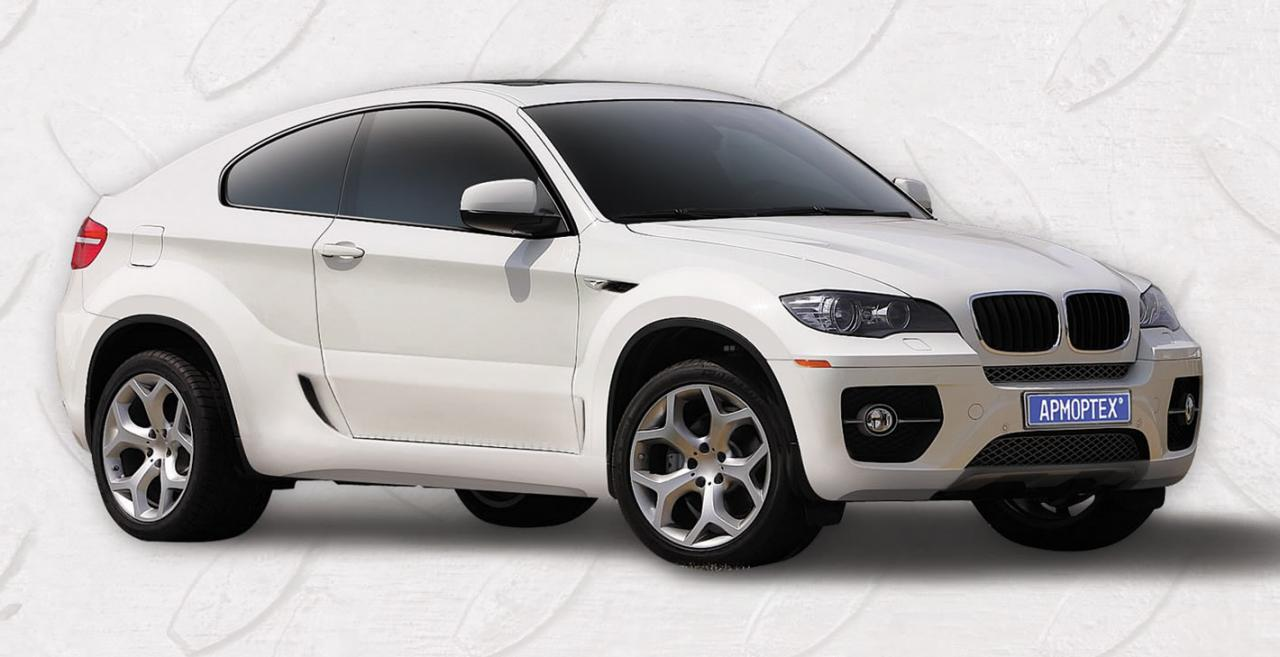 2010 Bmw X6 Coupe By Armortech Top Speed