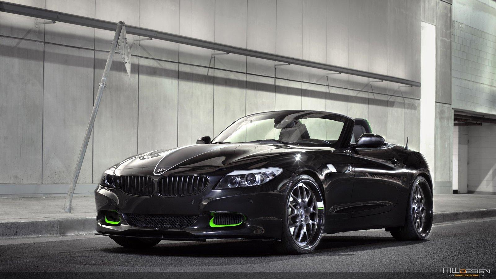 2010 Bmw Z4 E89 Z4 3 5 Slingshot By Mwdesign Top Speed