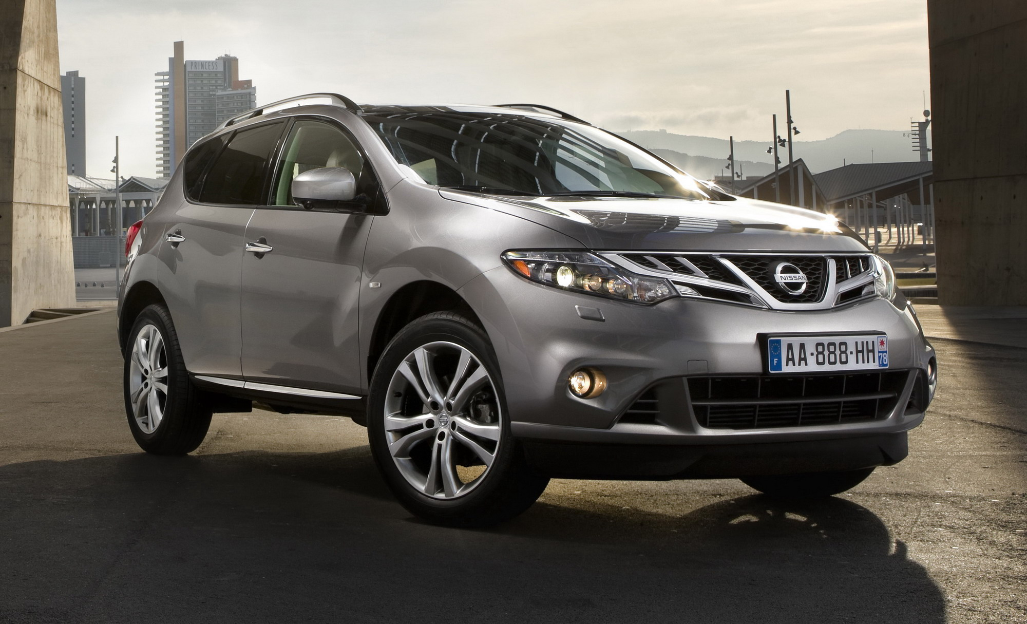2011 Nissan Murano Diesel | Top Speed. »