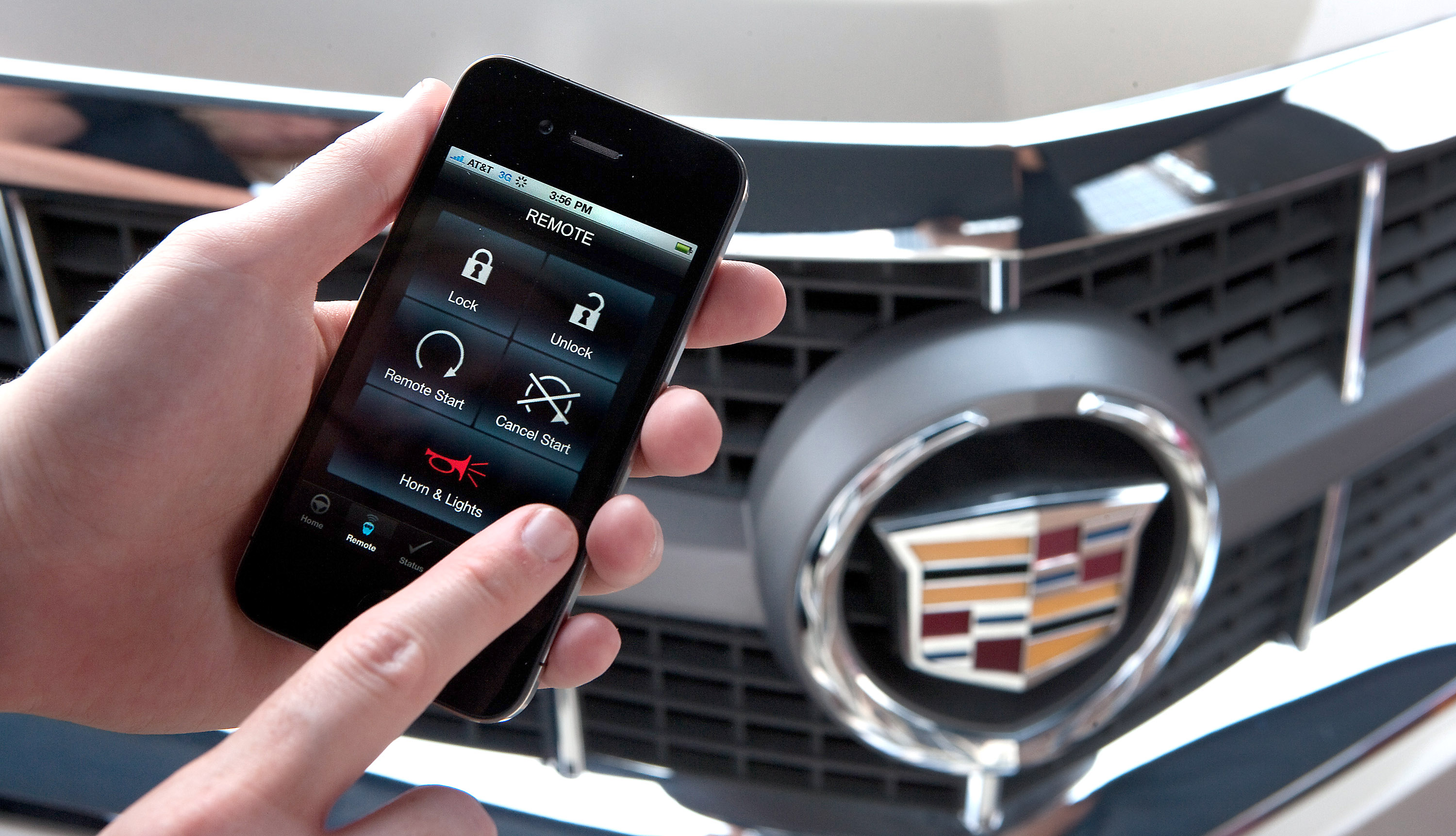 OnStar And General Motors Now Allow You To Start You Car ...