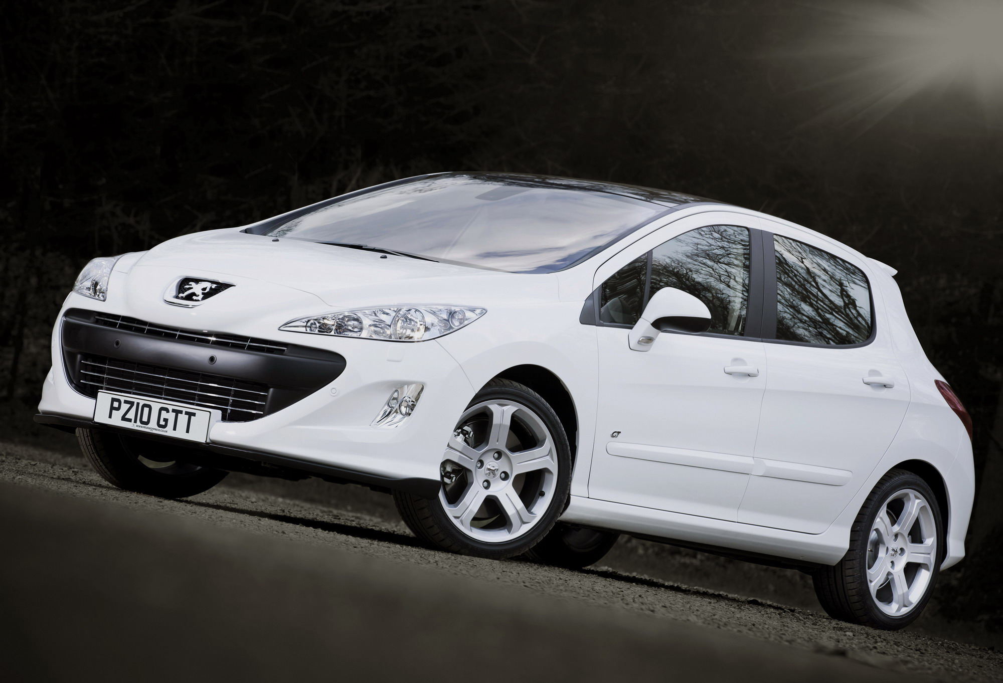 2010 Peugeot 308 GT THP 200 Review - Top Speed
