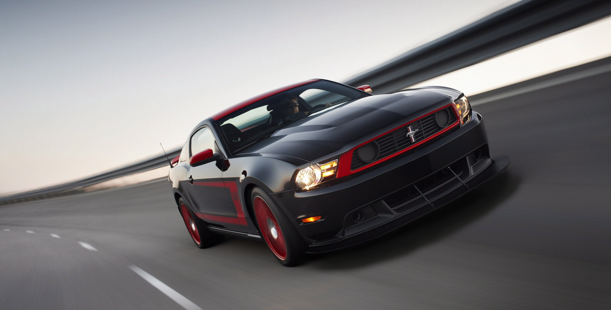 2012 Ford Mustang Boss 302 Top Speed