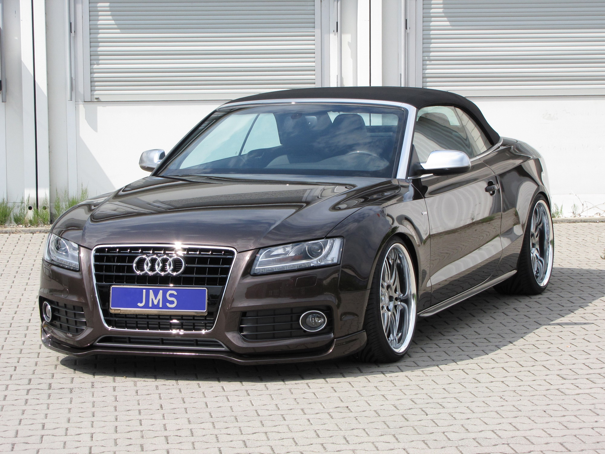 2010 Audi A5 S Line By Jms Top Speed