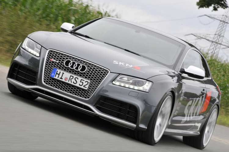 2010 audi rs5 by skn tuning top speed. Black Bedroom Furniture Sets. Home Design Ideas