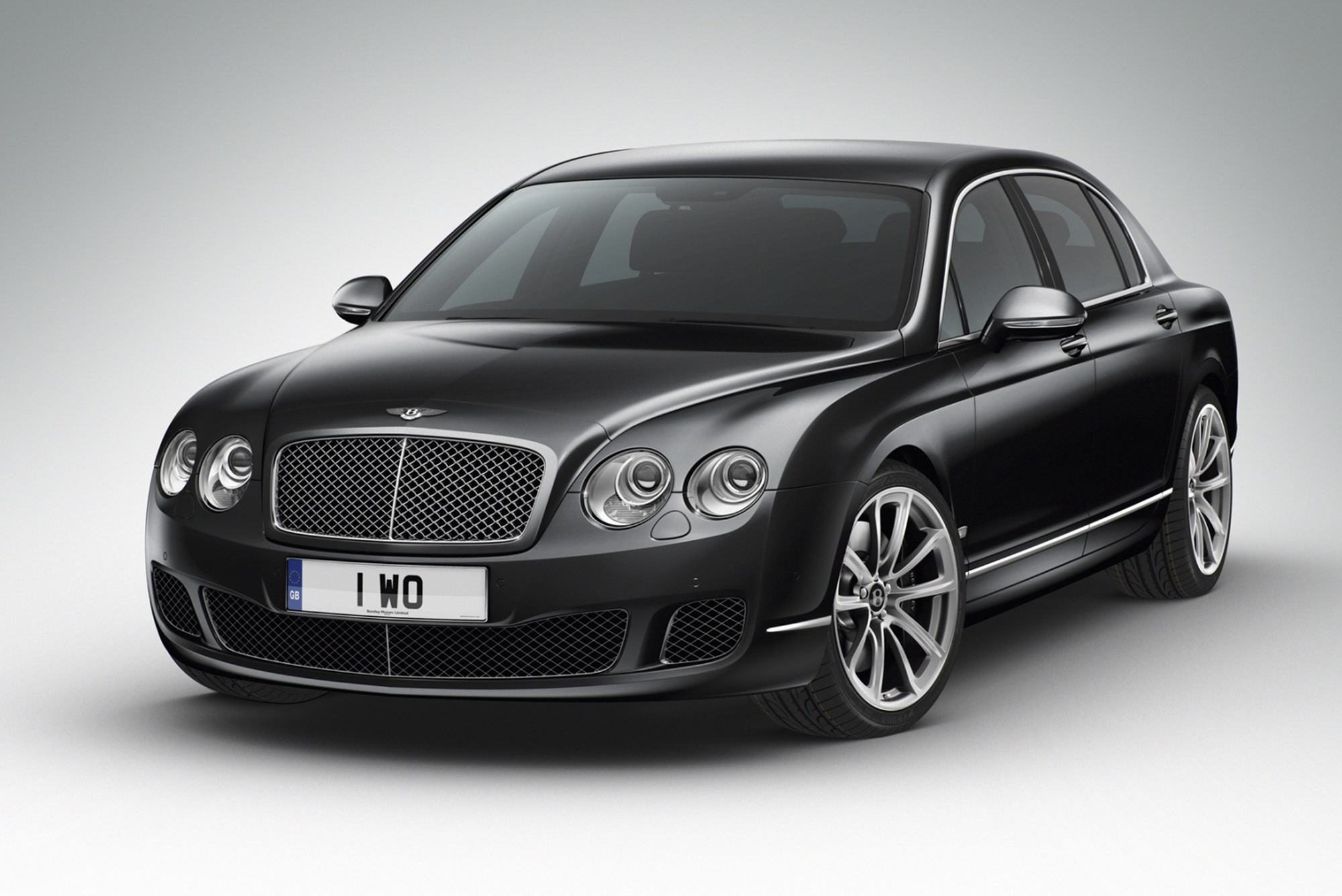 2011 Bentley Continental Flying Spur Arabia Pictures Photos