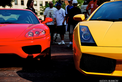 Lamborghini And Ferrari: Two Different Approaches, One Similar Result News    Top Speed. »