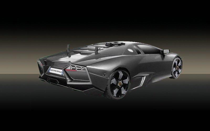 Lamborghini Reventon Gas Powered Rc Car Top Speed
